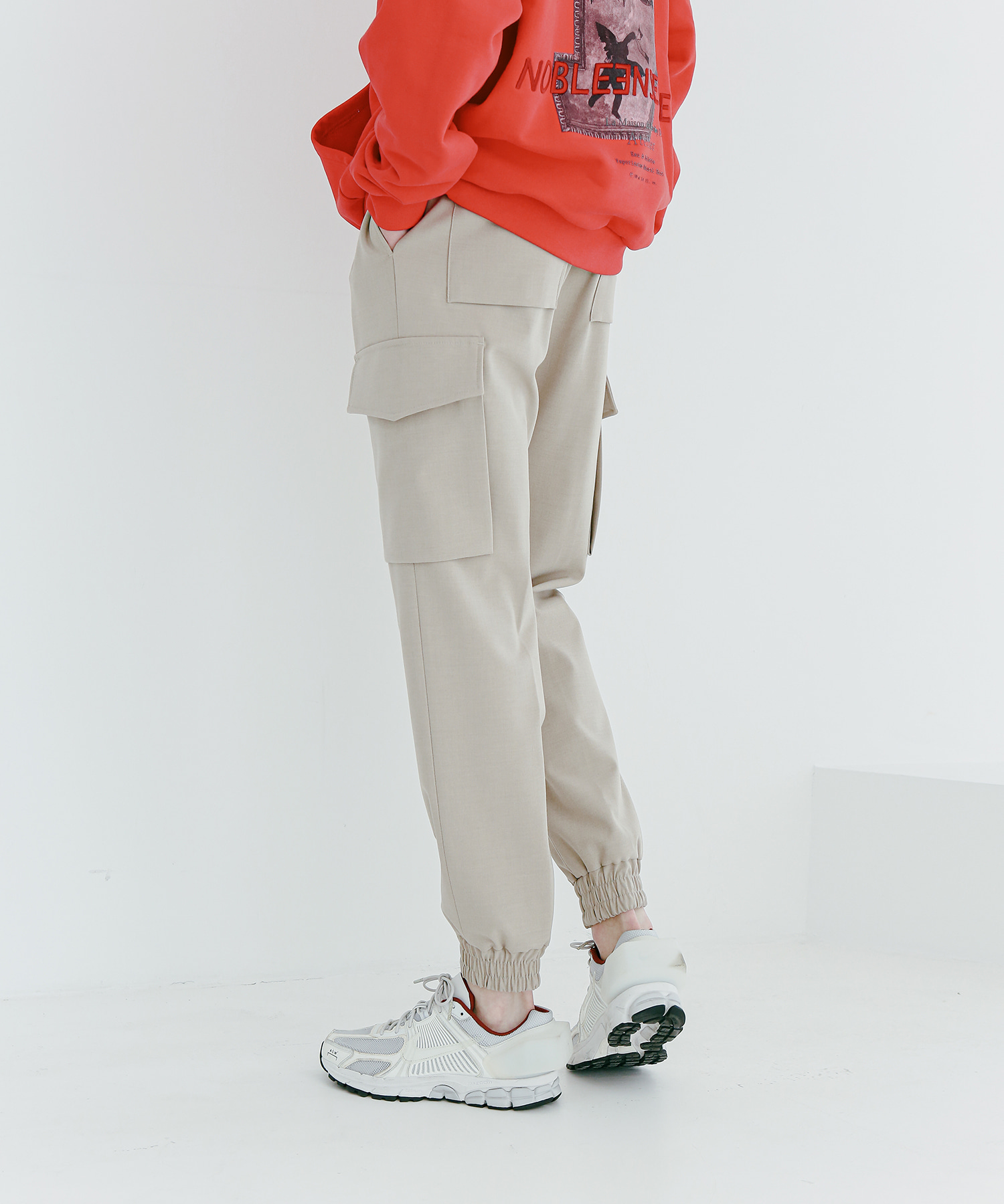 Sail Cargo jogger [High density]
